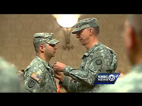 Ceremony honors unit's service, sacrifices in Afghanistan