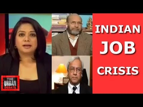 Government Unable To Create Employment Opportunities? | The Urban Debate With Faye D'Souza
