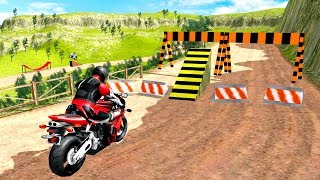 Tricky Stunts : Mountain Bikers 3D - Gameplay Android free games
