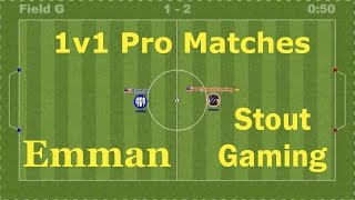 Time to Play! 1v1 Pro Matches : Emman : Teamball.io