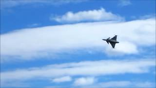 SAAB JAS 39 Gripen - Swedish Airshow.