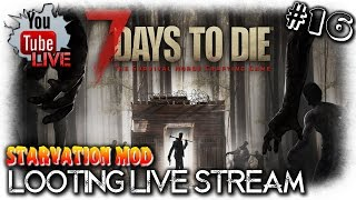 7 Days To Die Starvation Mod | EP16 | GameEdged Live Stream | With OhnoCoho and Pam