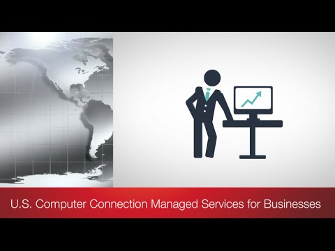 CT NY Business IT Support Managed Service Provider U.S. Computer Connection