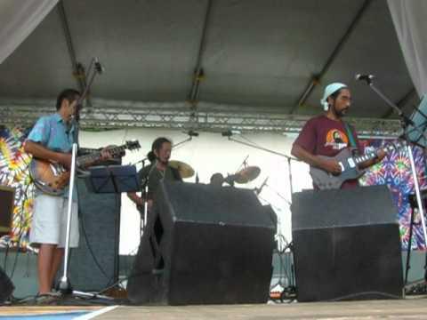 Warlocks Played Scarlet Begonia At Oshino Dead2010
