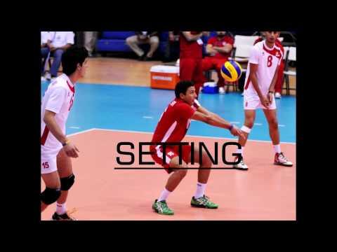 Mohamed Hellal Tunisian Libero Highlights