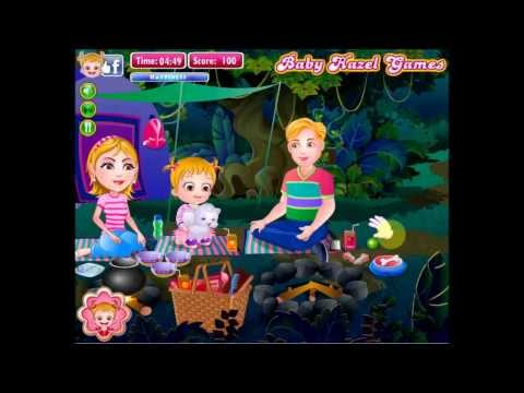 1 Baby Hazel educational games 2014 full episodes days out mix Africa beach farm lighthouse NEW