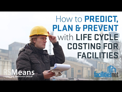 Webinar: How To Predict, Plan & Prevent With Life Cycle Costing