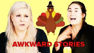 Best Awkward Thanksgiving Story Ft. Lane Moore