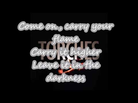 X AMBASSADORS - TORCHES [Lyrics Video] || Music's Lyrics