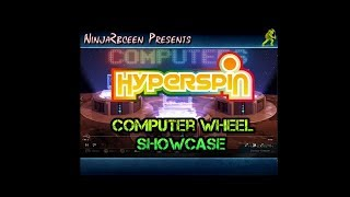 Hyperspin Demo Computer Nested Wheel Showcase