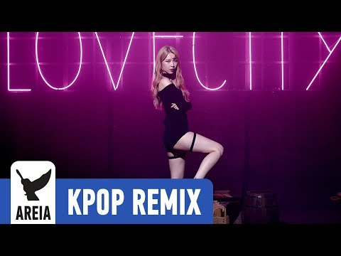 9Muses - Love City | Areia Kpop Remix #293