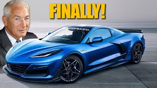 The Real Story Behind Mid-Engine Corvette thumbnail