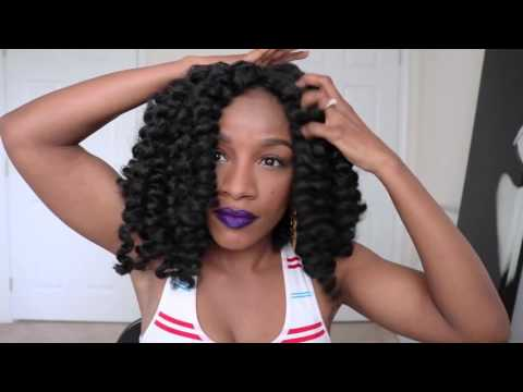 Lace Front Wig Curly Twist Elevate Styles Youtube Channel