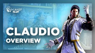 Claudio Overview & Season 3 Changes - Tekken 7 [4K]
