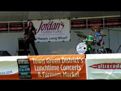 Balkun Brothers - I Know What Ya' Did - Blues BERRIES AND JAM  Lunchtime Fest New Haven Green7.19.17