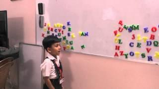 English Pronounciation Class - UKG