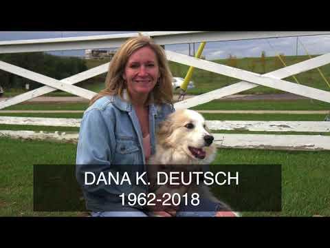 Dana Memorial Service