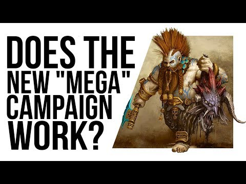 Discussing Total War: Warhammer II huge new Mortal Empires mode