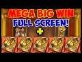(PlayNGo) Book Of Dead (Mega Big Win) Full Screen! + Bonus Clip! 5 SCATTERS!!!