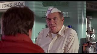 Марти встречает своего отца ... отрывок из фильма (Назад в будущее/Back to the Future)1985