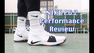 退步多于改进——Nike PG 2实战测评+与PG1对比 Performance Review+ PG1 vs PG2 Comparison