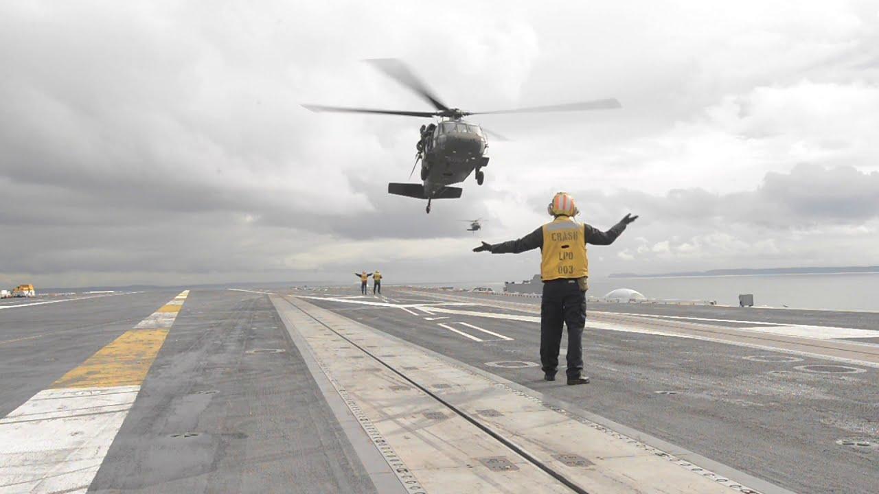 US Military News • USS John C. Stennis (CVN-74) • RCOH Maintenance • Norfolk VA USA • Feb 26 2021