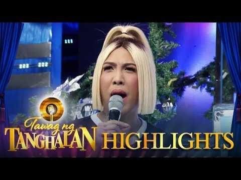 Tawag ng Tanghalan: Vice shares the reason why he doesn't do TV series