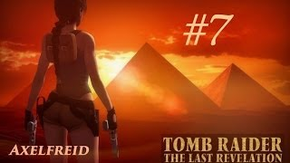 Уроки прошлого [Tomb Raider: The Last Revelation - Серия 7]