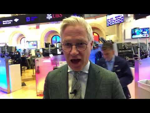 Tech-Aktien regieren die Wall Street