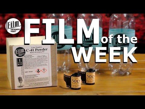 SPECIAL - Develop Color Negative Film at Home (C-41 Kit)