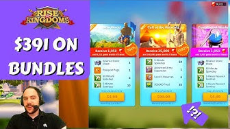 MAX PURCHASE: Call of the Ancients, Daily Special Offers | Rise of Kingdoms