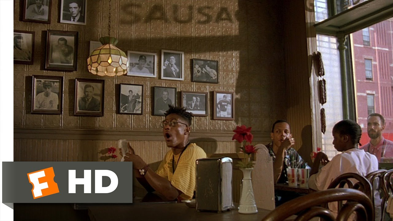 d17a5732040c30 Do the Right Thing (3 10) Movie CLIP - Boycott Sal s! (1989) HD - YouTube