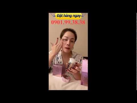 Cách Sử Dụng Serum Laura SunShine , Face Đêm Laura SunShine