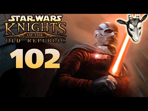 "#102 ● Ein netter Händler auf Yavin ● LET'S PLAY ""Star Wars: Knights of the Old Republic"""