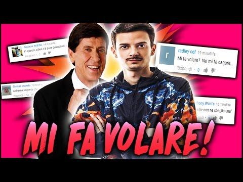 Fabio Rovazzi (feat. Gianni Morandi) - Volare | LE REAZIONI DEL WEB ! Awed™