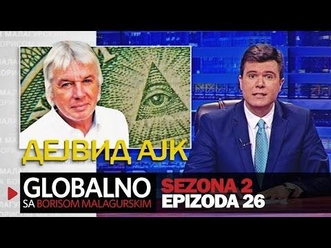 Dejvid Ajk: Globalno sa Borisom Malagurskim (BN)