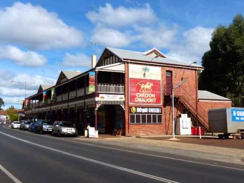 Bridgetown Pictorial - Western Australia.