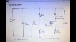 How to make a FM Frequency Jammer