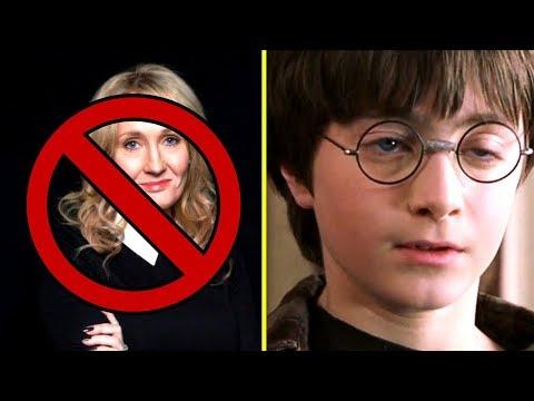 Ich liebe Harry Potter, aber ich halte JK Rowling nicht mehr aus...