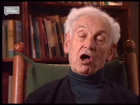 Ernst Mayr - What happens during speciation? (66/150)