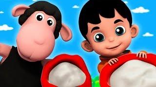 Baa Baa Black Sheep | Nursery Rhymes | Baby Songs For Children | Kids Rhyme By Junior Squad