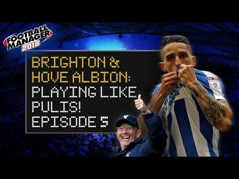 Playing Like Pulis! - Episode #5 - Football Manager 2018