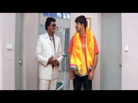 Srikanth & Sunil Joyful Comedy Scene | TFC Comedy Time
