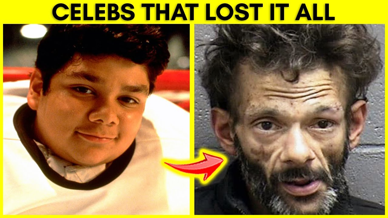 Top 10 Celebrities That Lost It All And Never Recovered