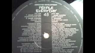 ARRESTED DEVELOPMENT   EVERYDAY PEOPLE Album Version