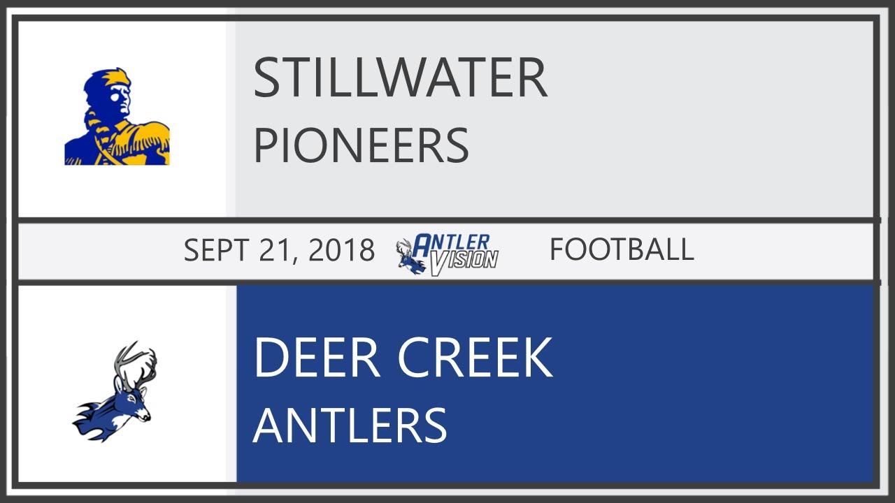 Download 2018 Football- Deer Creek vs Stillwater