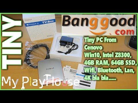 Cenovo Mini PC 2 -Win10 Intel Z8300 from Banggood - 486