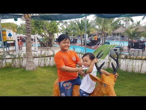 Tin Và Anh Hai Đi Chơi Ở BangKok ❤ Kids Toy Media❤