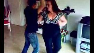 Bailando la Salsa Estilo Venezolana :)