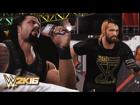 Seth Rollins Returns 2016 & The Shield...
